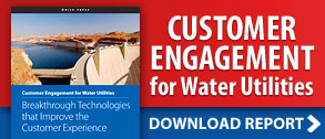 Customer Engagement for Water