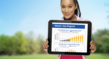 Personalized Water Use Reports